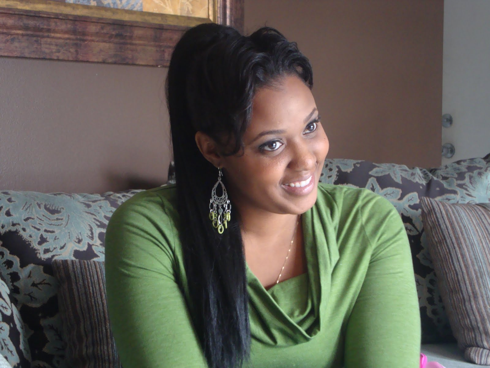 black lady stephanie adult actress