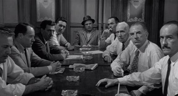 12 angry men psychology analysis Psychology term papers (paper 1613) on 12 angry men: social psychology the movie 12 angry men gives us an inside look at our system of justice at work it portrays the roles of our peers in deci.