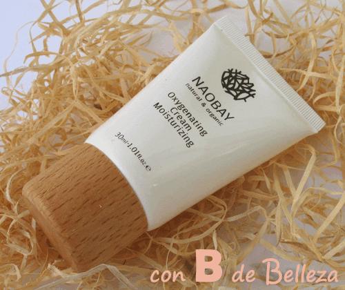 Oxigenating cream moisturizing de Naobay