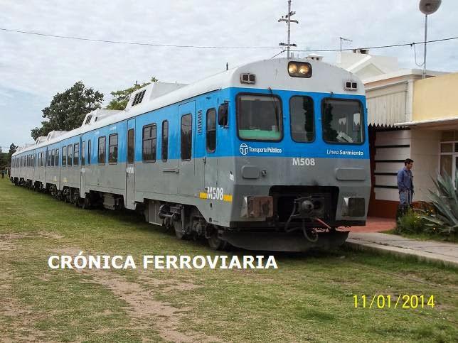 Hicimos el viaje Once - Bragado - Catriló - Santa Rosa y General Pico - Catriló - Once