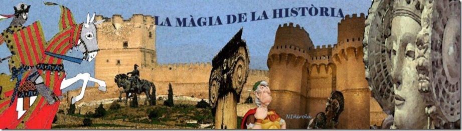 LA MAGIA DE LA HISTORIA