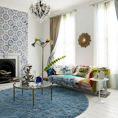 Bienestar y hogar decoraci n vintage for Decoracion hogar retro