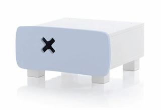 Furniture Be Box Bluish