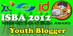 ISBA 2012 YOUTH BLOGGER AWARD