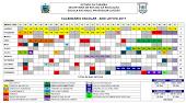 Calendário Escolar - 2017