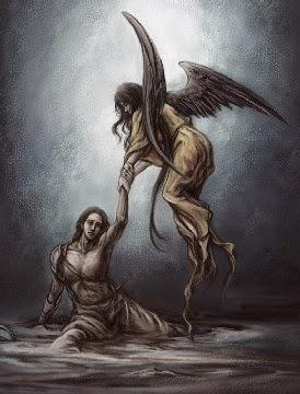anjo pre diluviano