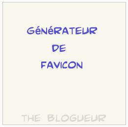 Générateur De Favicon