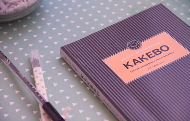 Kakebo libro de cuentas para el ahorro