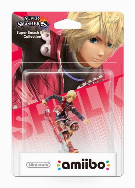 JUGUETES - NINTENDO Amiibo - 25 : Figura Shulk   (20 febrero 2015) | Videojuegos | Muñeco | Super Smash Bros Collection   Plataforma : Wii U & Nintendo 3DS