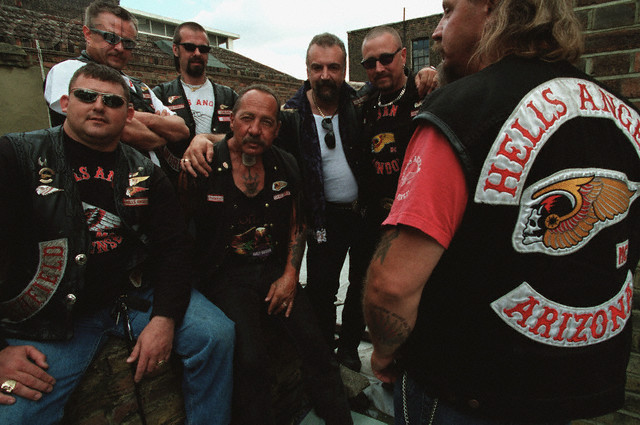 Bike Ride Hells Angels Funeral And Shooting That We Missed Mom  ... , London, Sonny Barger, patriarch of the Hells Angels, has just