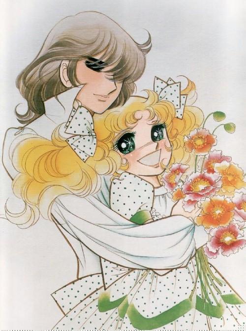 Imagenes de dibujos animados: Candy Candy