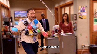 Andy Dwyers Kamikaze Parks and Recreation