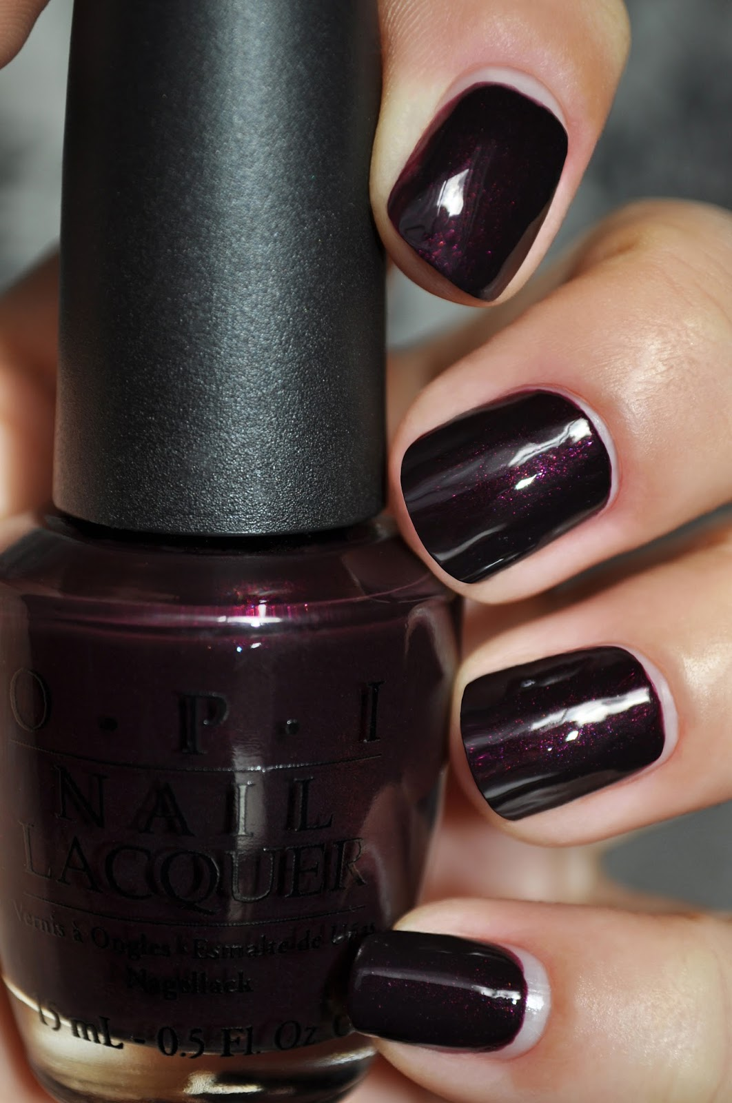 So Lonely in Gorgeous: Chutney Is Marvelous! O.P.I Black ...