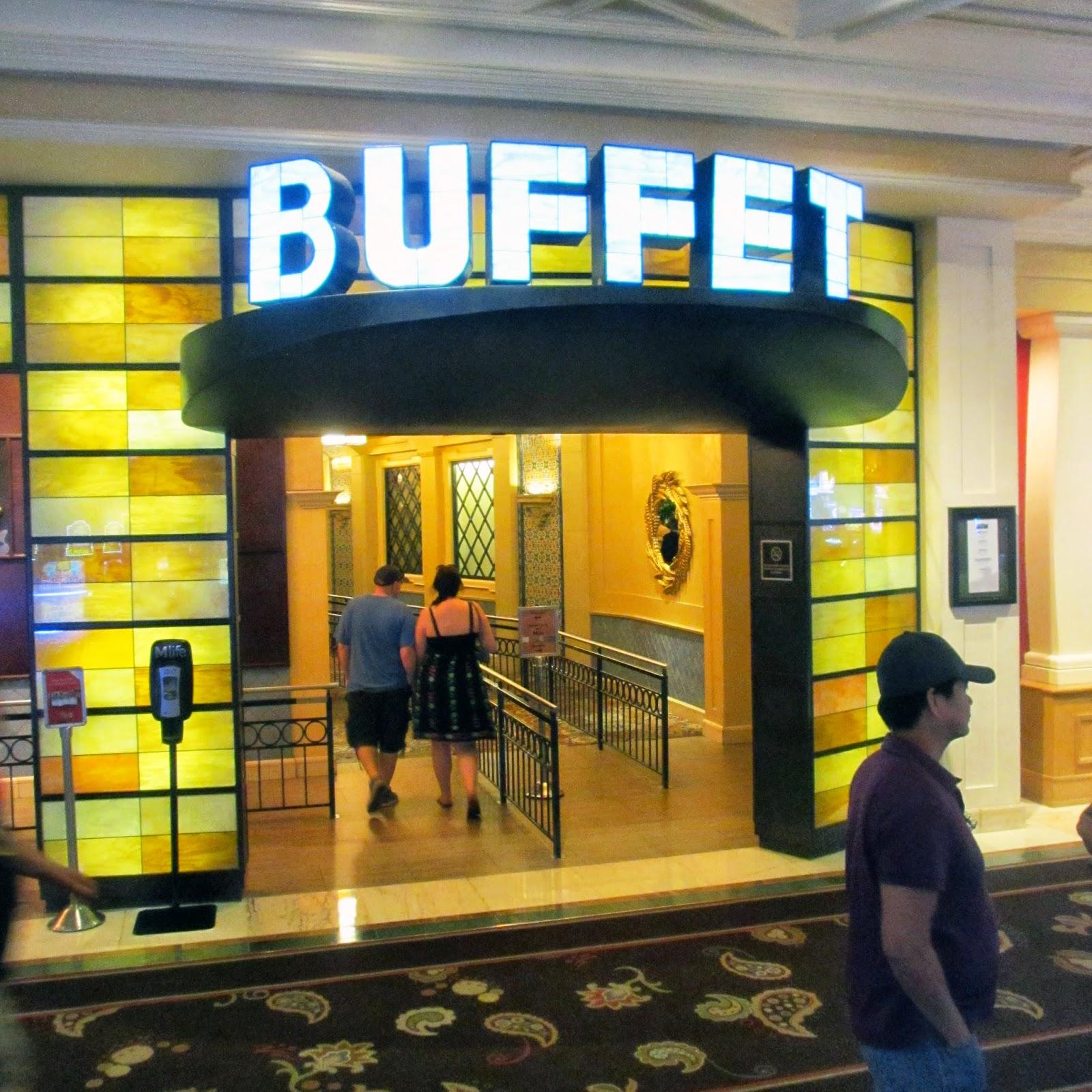 Florida Burger Lover: The Buffet at the Bellagio - Las Vegas