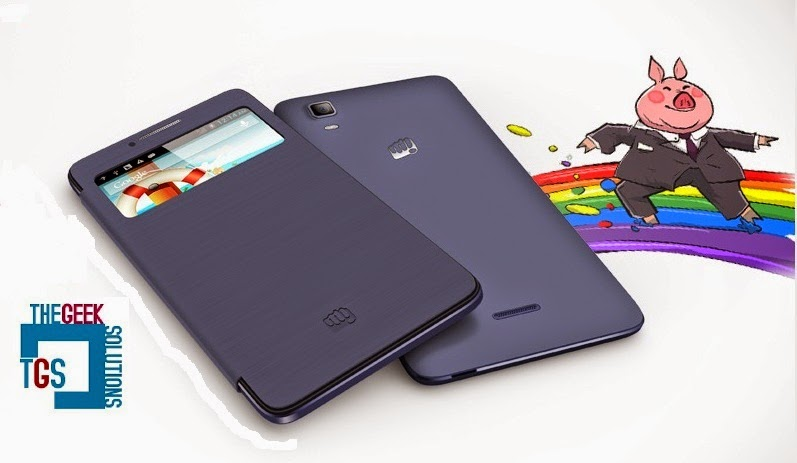 Micromax Canvas Doodle 3 Launched for Rs. 8,500
