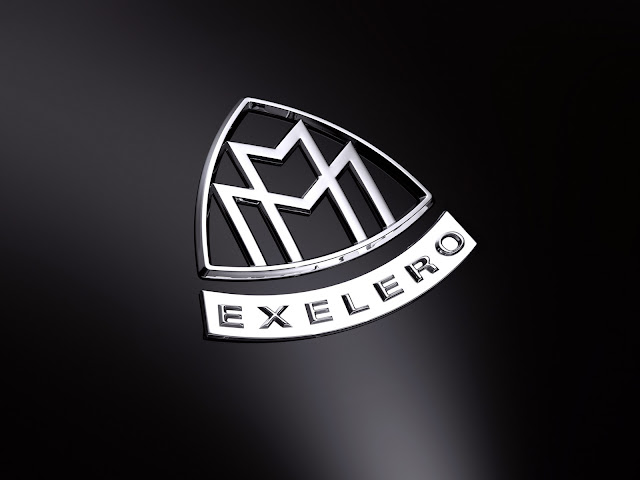Maybach Exelero LOGO - Maybach Exelero V12 Biturbo | Twin turbo Supercar