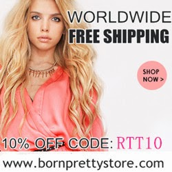 Born Pretty -10% off!