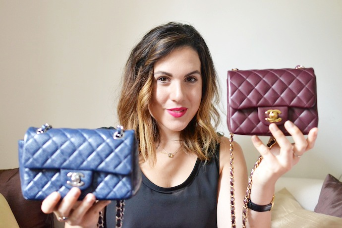 CHANEL Mini: Classic vs. Square comparison