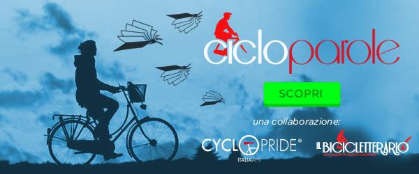 Cicloparole: una collaborazione CycloPride Italia e Il Bicicletterario