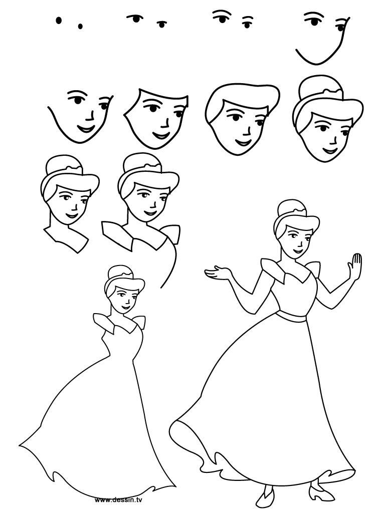 Apprendre dessiner mod le imprimer - Apprendre a dessiner des maisons ...