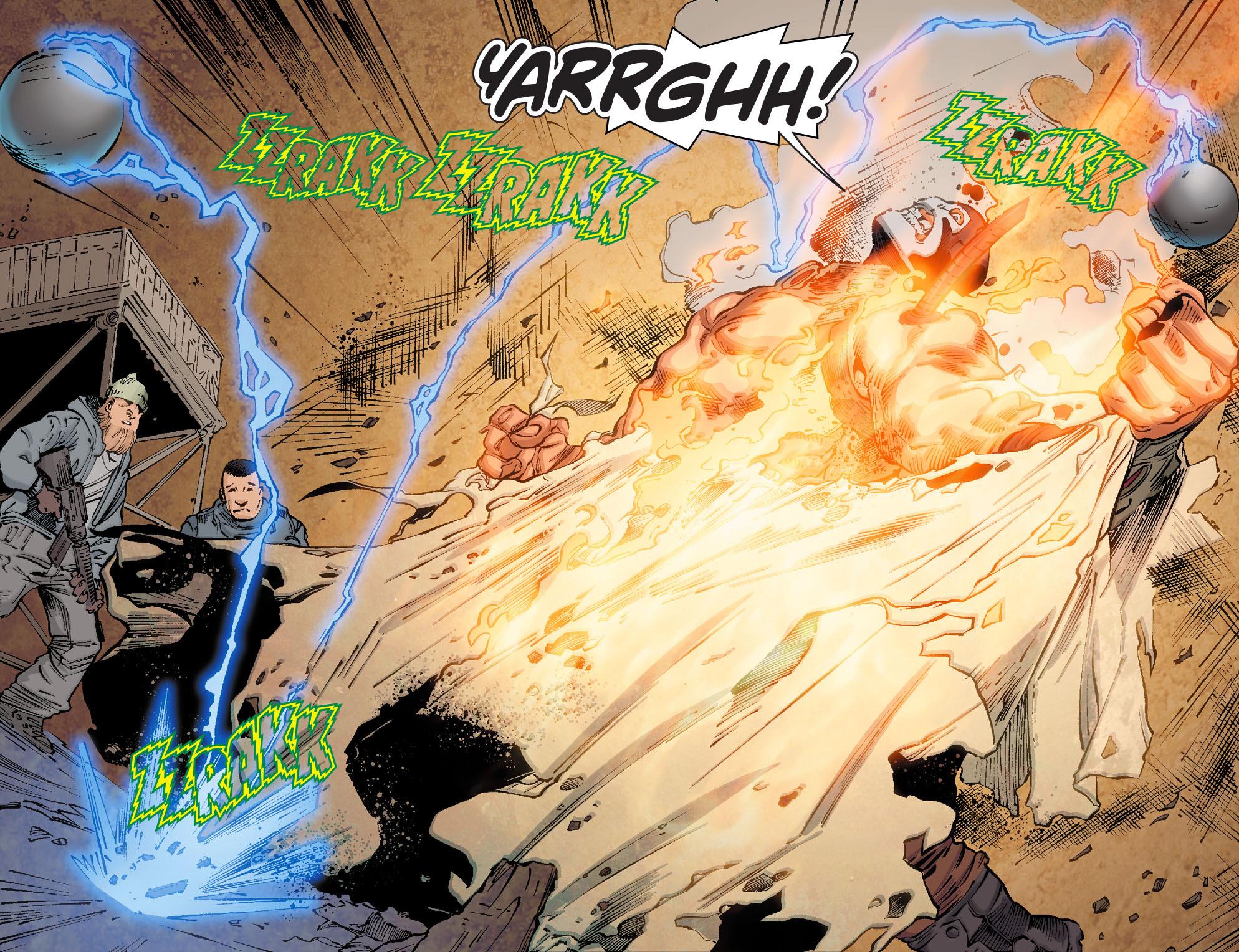 Batman: Arkham Knight [I] Issue #18 #20 - English 12