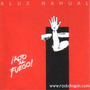 Carátula de Alto al fuego (1987)