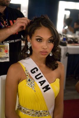 Miss Guam Universe 2008 Siera Robinson
