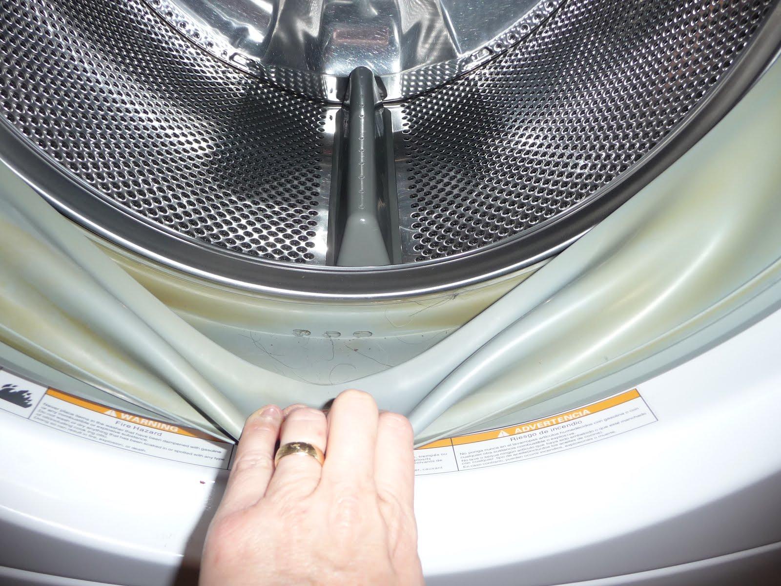 washing machine filter cleaning