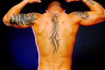 Tatuaje de tribales