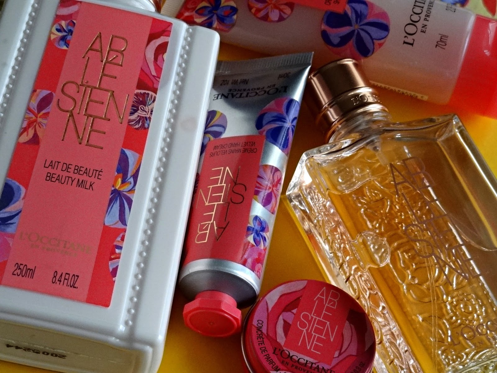 L'occitane Arlesienne Holiday 2014 Collection