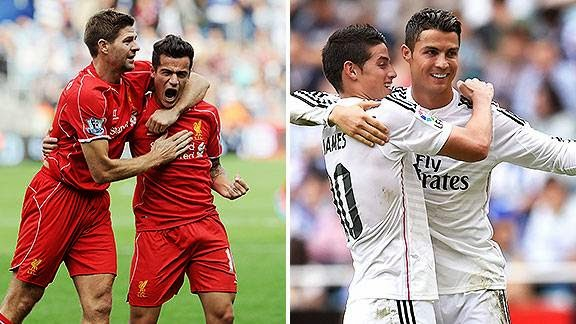 Liverpool-Real Madrid