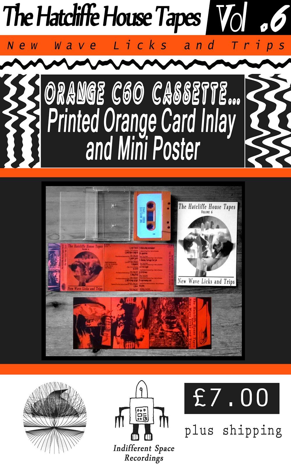 Volume 6 (C60 Orange Cassette)