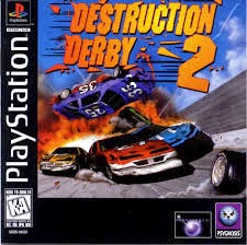 Destruction Derby 2 - PS1 - ISOs Download