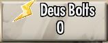 Deus Bolts - Raios de Deus