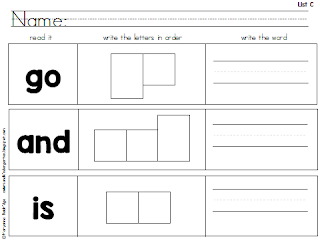 https://www.teacherspayteachers.com/Product/Kindergarten-Core-Sight-Words-267631