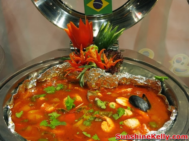 Rio's moqueca, Brazil, World Buffet, Red Box Karaoke, lee kum kee, international buffet, rex box, green box, karaoke buffet food