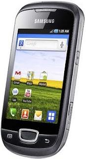 Samsung Galaxy Pop CDMA