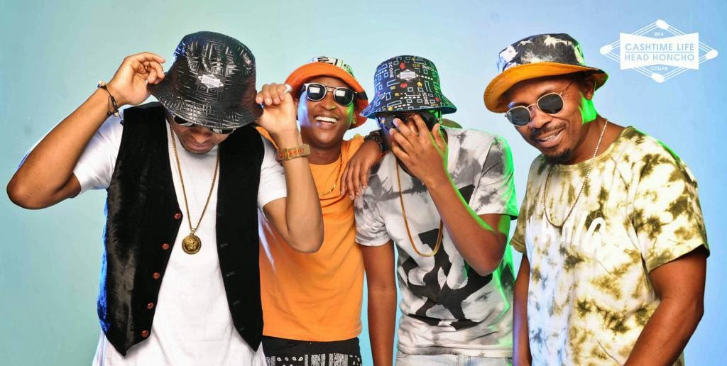 While the CaraCara team, Cash Time Life, have released a bucket hat ...