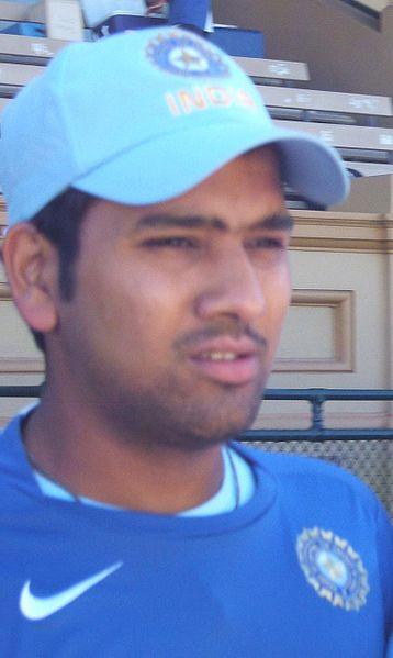 Rohit Sharma Indian Batsman