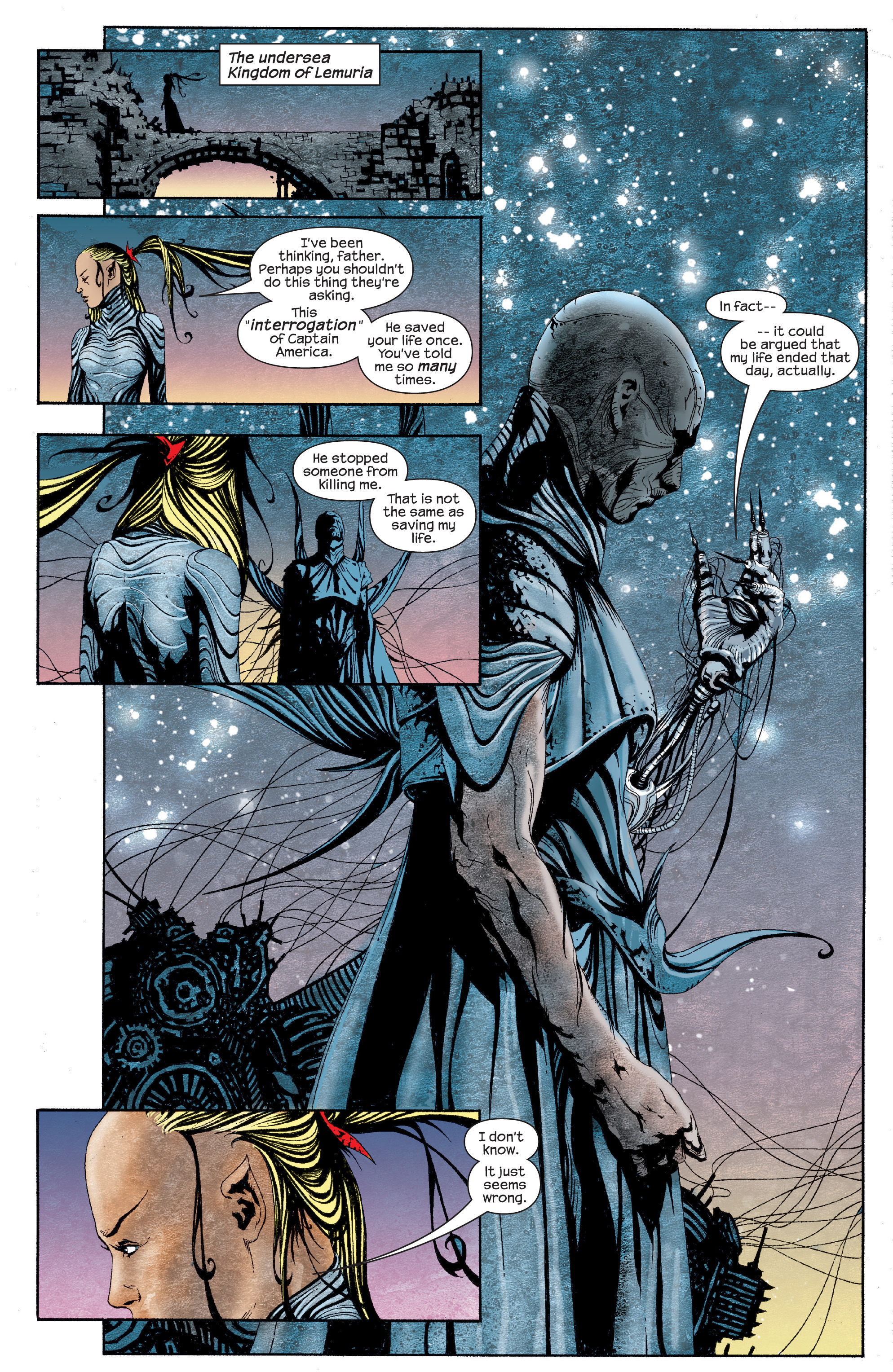 Captain America (2002) Issue #12 #13 - English 6