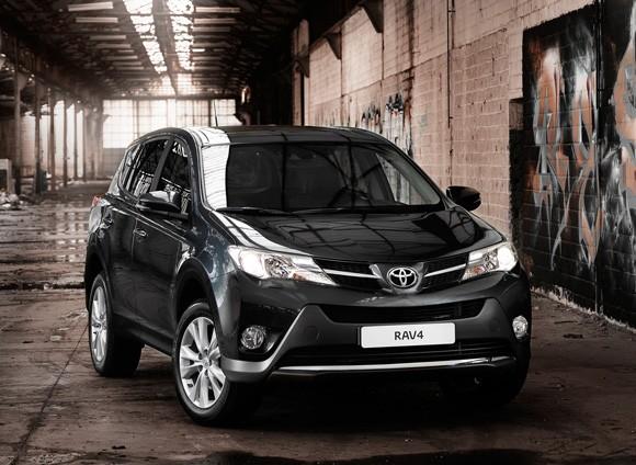 Nueva Toyota RAV4 2013 para Mexico equipamientos y precios