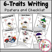 6 Trait Writing Posters
