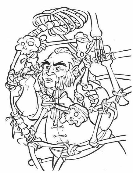 caribbean coloring pages - photo#29