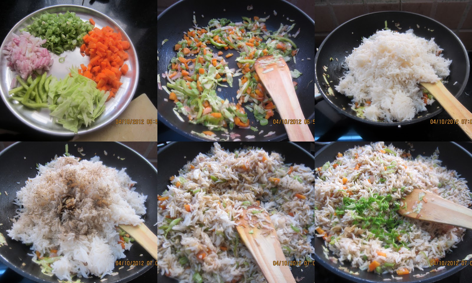 Indian Style Rice Recipes — Dishmaps