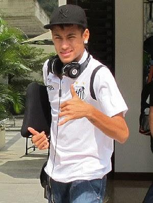 Jogador De Futebol Neymar