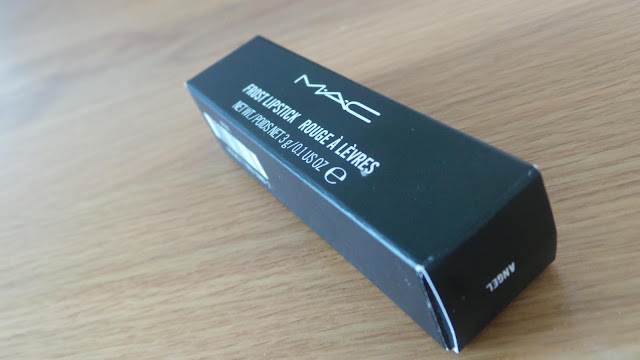 image of MAC Frost Lipstick Angel