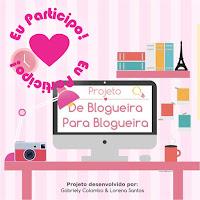 De Blogueira para Blogueira