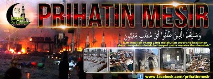 Kepentingan Yang Tejejas Punca Kepada Krisis Mesir