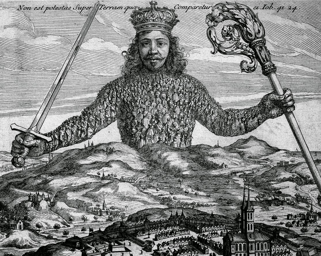 the leviathan by thomas hobbes the natural state of men is war Hobbes' leviathan the irresistible power of a mortal god tics of thomas hobbes which men decide to leave the state of war but given the natural diffidence.