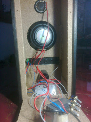 Very Cheap and Simple Power Audio Speaker Active